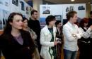 Nakon Barcelone, i u Galeriji Aluminij otvorena izložba arhitektonskih uradaka ''RESTART''