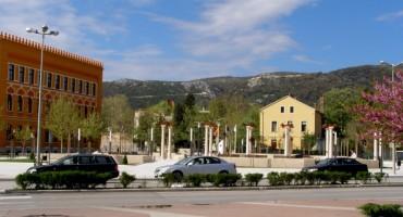 Prekrasno mjesto u središtu Mostara
