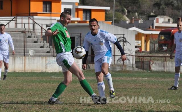 Odigrane utakmice 1. kola Županijske nogometne lige