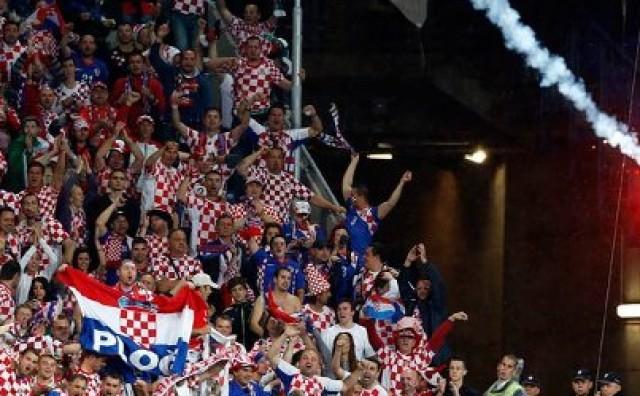 Poljska policija potvrdila da je Rus bacao baklje s hrvatske tribine