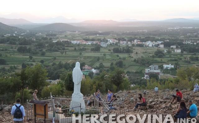 Vidioc Ivan Dragičević opisuje susret s Gospom u Međugorju