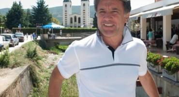 Zdravko Mamić će još jednu Dinamovu sezonu pratiti iz Međugorja