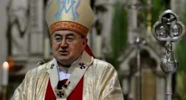 Božična čestitka kardinala Vinka Puljića: Mir Božji - Kristos se rodi!
