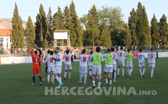 FK Gradina-HŠK Zrinjski 1:2