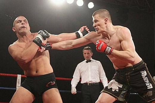 Ljubuški borac Josip Artuković razočaran mečom u kaljingradskom ringu