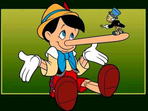 Kako prepoznati lažova?