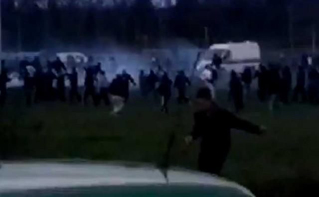 Zelina: Pogledajte snimku incidenta kojeg je izazvala interventna policija