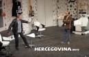 "Predstava ""Čisto ludilo"" oduševila Mostarce"