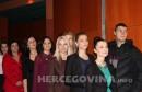Svečana promocija diplomanata, prvostupnika, magistara struke i magistra znanosti FPMOZ