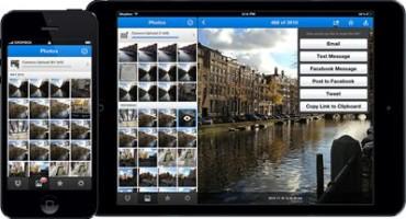 Osvježen Dropbox za iOS