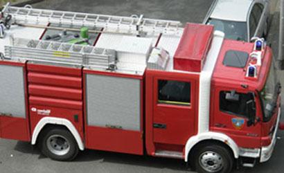 Mostar: Požar u ulici Kneza MV Humskog