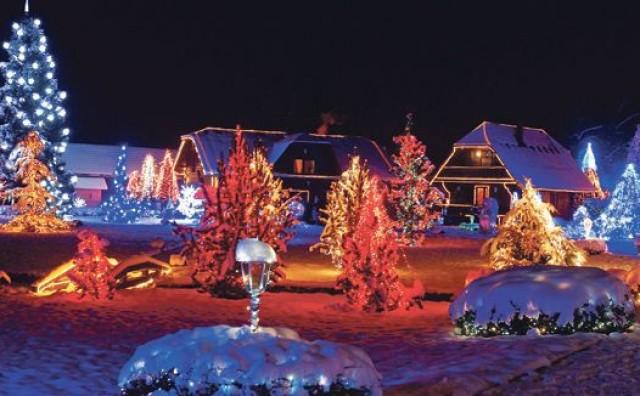 Obitelj Salaj postavila 1,3 milijuna božićnih svjećica