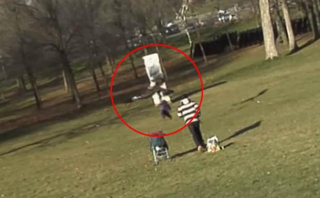 Skandalozno: Video o ogromnom orlu koji nosi dijete je lažan