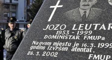 Obilježena 20. godišnjica ubojstva Joze Leutara