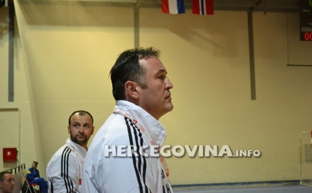 Goluža: Želimo pokazati s koliko ljubavi igramo za Hrvatsku