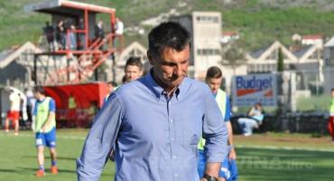 Ibro Rahimić od danas više nije trener Veleža