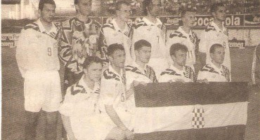 Da se ne zaboravi: Na današnji dan odigrana nogometna utakmica HR Herceg Bosne i Paragvaja