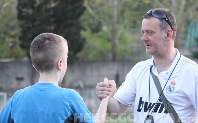 Sejo Rebac: Zadovoljan sam rezultatima NK Mostar