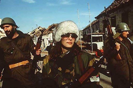 Znate li što Ceca, koja je marširala porušenim Vukovarom, misli o mladim Hrvatima koji slušaju njezine pjesme?