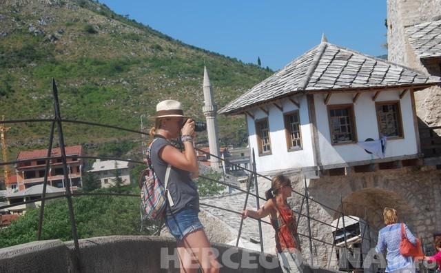 """Mostar postaje """"ekskurzijska baza Bosne i Hercegovine"""""""