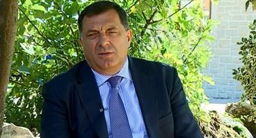 Dodik: Republika Srpska bi se trebala ugledati na Krim, Srbi su zarobljeni u BIH
