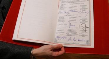 Policija u BiH nakon dva desetljeća pronašla misteriozno nestali Daytonski sporazum