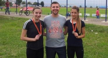 Atletičarke Brotnja uspješne u Crnoj Gori