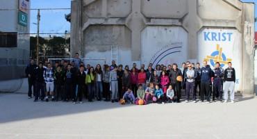 Mostar: Završen streetball turnir - obnova košarkaškog igrališta