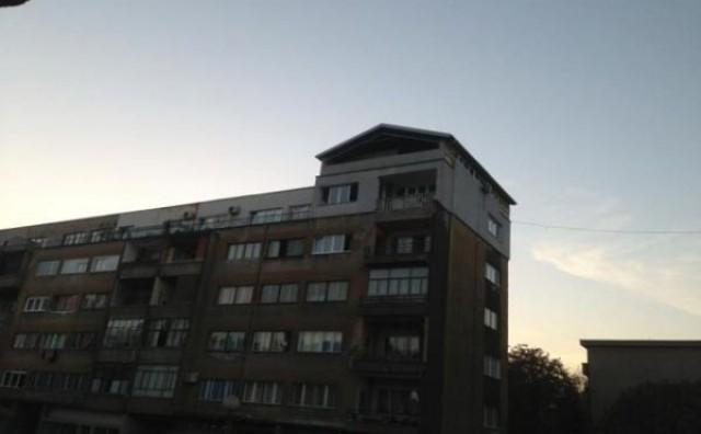 'Ovo niđe na svijetu nema': Zeničanin napravio kuću na zgradi