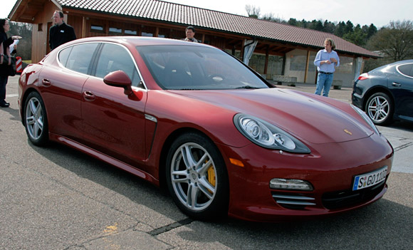 Porsche obnovio i Panameru Diesel