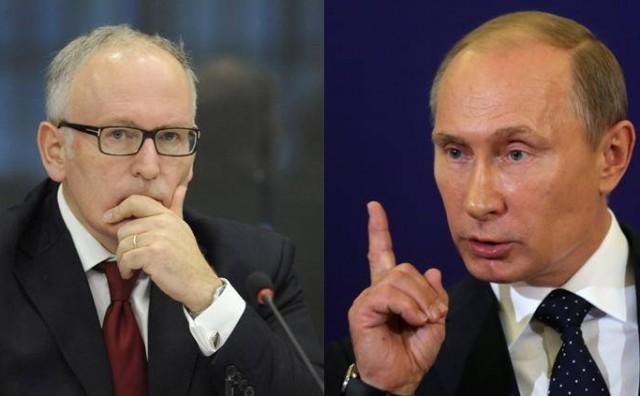 Putin zaprijetio Kijevu: Samo pokušajte ugasiti prosvjede u Donjecku!