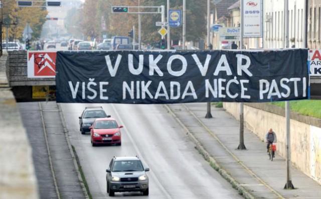 Stožer za obranu Vukovara: 'Nećemo vam dopustiti provođenje velikosrpske politike u Vukovaru!'