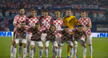 Hrvatska reprezentacija je na sisačke dane 'ponosa i slave' došla u skoro punom sastavu