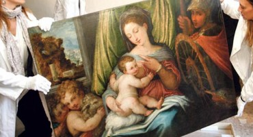 Ukradena 'Bogorodica' koju su tražili 19 godina bila je kod Vidoševića?
