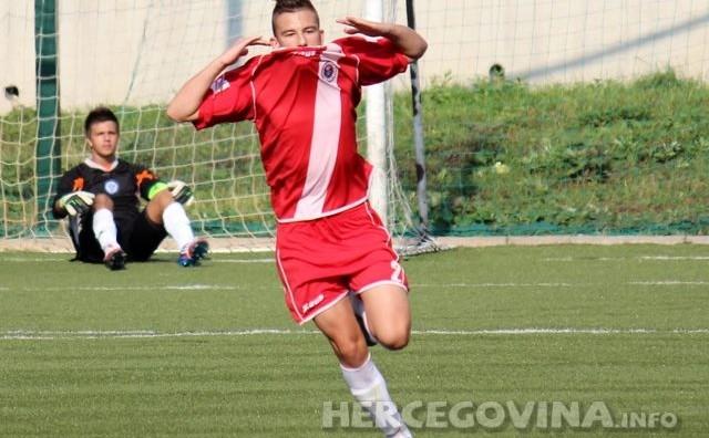 Dragan Krtalić - mlada nada Zrinjskog