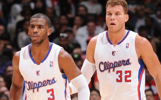 NBA akcije u 30 sekundi LA Clippers - Golden State