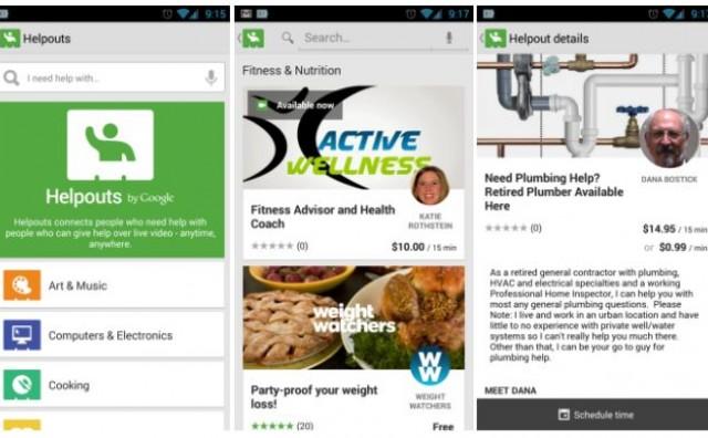 Google nudi pomoć korisnicima od popravaka u kući do trenera