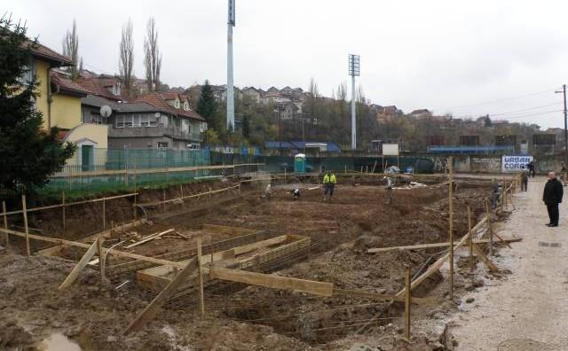 Započela gradnja župne crkve sv. Ignacija na Grbavici u Sarajevu
