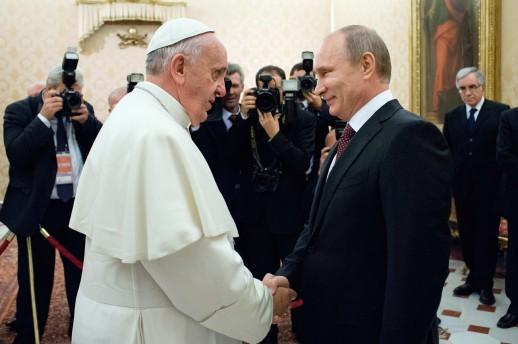 Vladimir Putin najvažniji političar svijeta