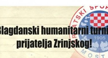 KN Ultras Zrinjski: Blagdanski humanitarni turnir prijatelja Zrinjskog