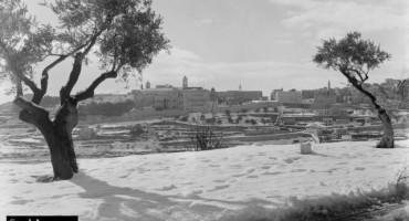 Snijeg zabijelio i Kairo, prvi puta nakon više od 100 godina