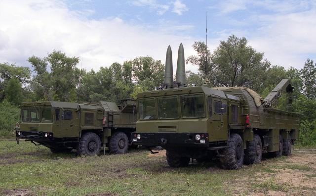 Rusi postavili rakete duž granice s EU-o