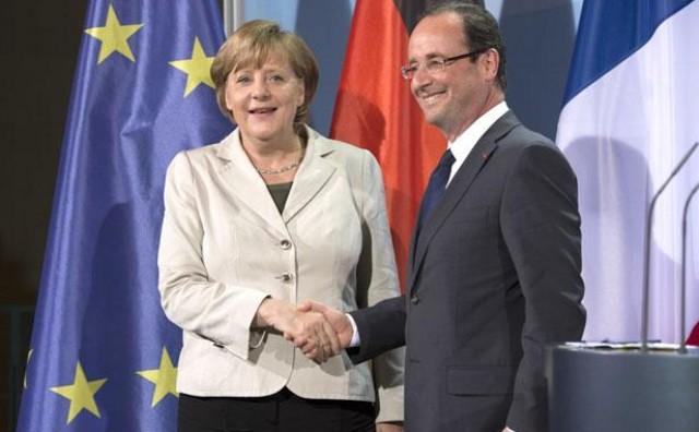 Hollande poziva na osnivanje vlade eurozone