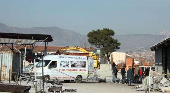 Mostar: U krugu poduzeća Ikić otpad u eksploziji ozlijeđena tri radnika