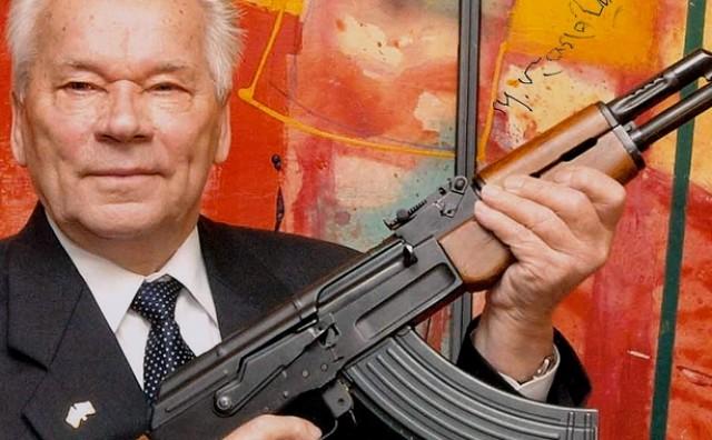Umro Mihail Kalašnjikov, tvorac poznate jurišne puške