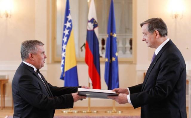 Preminuo Slavko Puljić, veleposlanik BiH u Sloveniji