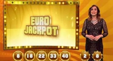 U 29. kolu Eurojackpota dva velika dobitka u Hrvatskoj