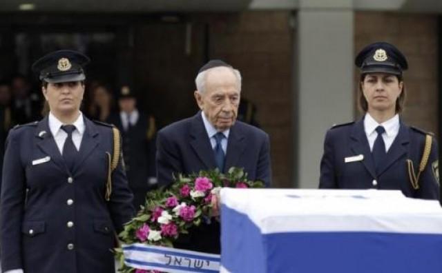 Izrael odaje počast Arielu Sharonu