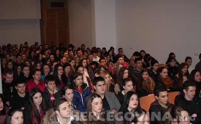 Susreti za mlade u Franjevačkoj - Svjedočanstvo ljubavi