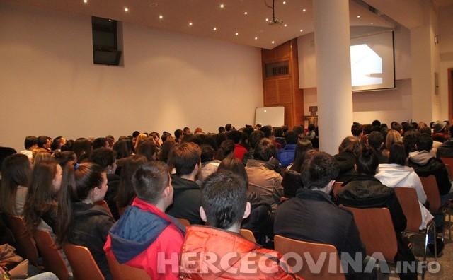 Večeras posljednji Susret za mlade u Franjevačkoj